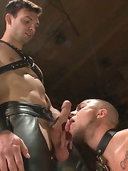 Slave 998 awaits his new master. Experienced in the house, 998 thinks he can serve any doms...
