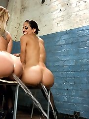 A very hot update with sexy anal sluts Lyla Storm and Cameron Canada dominated by the one and only Isis Love!  Lyla has proven herself over and over again that she belongs in EverythingButt's elite and new girl Cameron Canada does a remarkable job with her luscious ass and eager sphincter.  Great chemistry all around including fisting, enemas, deep ass licking and strap-on sex!