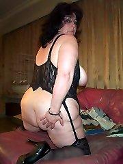 big bootie plumper mature