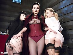 Veruca James and Charlotte Sartre are butt sucking vampires invited in by the secret wishes of...