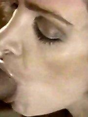 Taija Rae, Angel Kelly, Kristara Barrington in old school hardcore clip