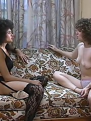 Charisma, Chaz Vincent, Elise in classic sex movie