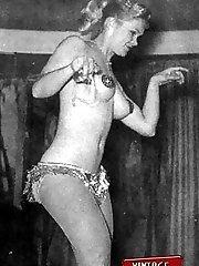 Topless dancer Candy Barr
