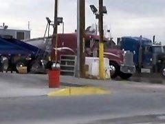 truckers fuckfest stop