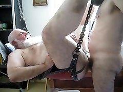 dad furry ass