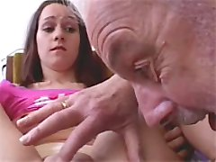 Senior releases his cumload