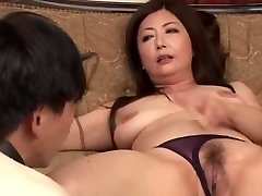 Asian Old Ayano Murasaki and Bondman (Uncensored)