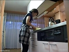 Japanese Milf Farting