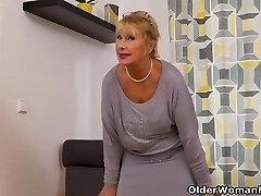 An older nymph means fun part 107