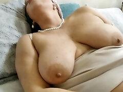 Passionate orgasms of my delicious mature fuckslut, my beloved slutwife AimeeParadise.. Compilation .!.