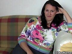 Mother has a naughty side too