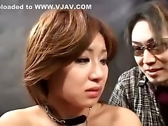 Amazing Japanese chick in Incredible Small Tits, BDSM JAV pinch