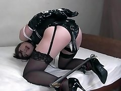 Excellent adult video Hogtied exclusive pretty one