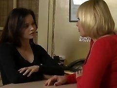 Exotic Lesbian, School sex clip