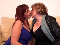 Beau Diamond and Camilla are regularly making love with each other, because it makes them moan