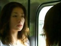 Japanlez - Two Asian Femmes Abuses Girl