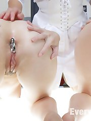 Rosie and Audrey Holiday are step sisters who need to see a doctor for birth control. The Doctor...