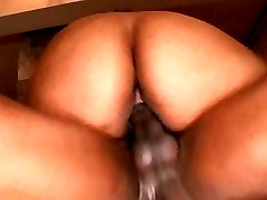 Cock sharing with two ebonies