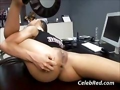 Hot Babe Takes In BBC