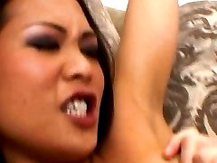 Cute Asian pussy filled with cock