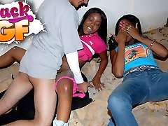 Carmen in Bum On Blast - BlackGfs