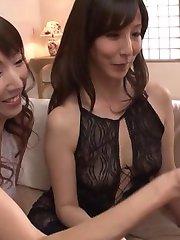 Reiko Sawamura Asian and doll with hot ass JapaneseSlurp.com