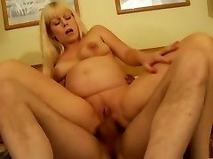 Fabulous pornstar Barbie Summer in incredible bbw, light-haired adult clip