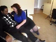 Amateur bbw takes black man rod 1fuckdatecom