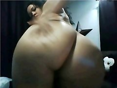 Huge Tits Huge Ass Backside Naked Pole Dance