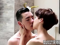 Connor Jacobs & Greco Rai in Connor Jacobs and Greco Rai have xxx backside shagging fun - BareTwinks