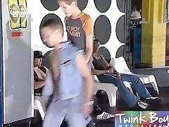 Twink Stud Media Black cock in his twunk ass