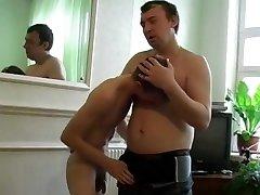Daddy Penetrates his Boi