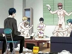 Yarichin☆Bitch Pub/Yarichin Bitch-bu OVA 2 Scene