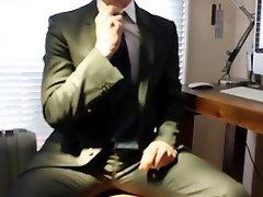 Business Suit Jerk