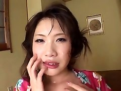 FH-16 Gagging Cum Cleaners - Chinese Deepthroat