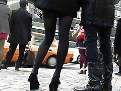 candid japanese pantyhose 5
