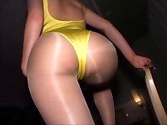 japanese pantyhose fuck part 2