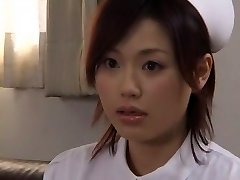 Naughty Asian whore Yui Matsuno in Astounding Medical, Close-up JAV movie