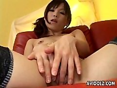 Clean Labia Arisa Suzuki Showing Off Her Coochie
