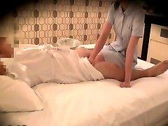 Voyeur recoed in massage
