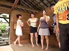 Hottest Japanese nymph Sumire Shiratori, Hitomi Yuki, Reina Nakama in Finest Compilation, Outdoor JAV movie