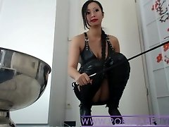 Asian Domme PornbabeTyra hard humiliation