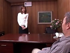 Akari Misaki in Young Wifey and In Laws 2 part 1