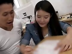 sexy korean profesori cu elevii lor