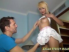 Tall Thai Gal Pleasure Of Tight Anus