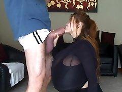 Farang Ding Impaler - Pant (Sux and Facial Cumshot)