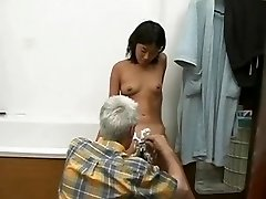 the Chinese college girl
