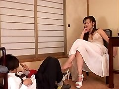 Japanese Manager and Slave