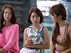 eun seo, hwa yeon, cho hyun korean girl art college fuck-fest