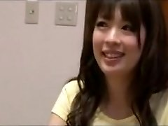 sleeping japanese girl has mounds licked
